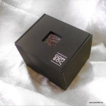 Gömböc doboz